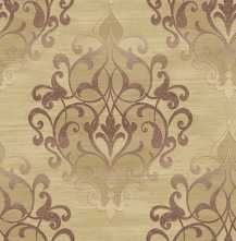 Обои French Damask Dubai ddb60001