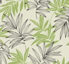 Обои Tropical Leaves  Simplicity Collection 40504