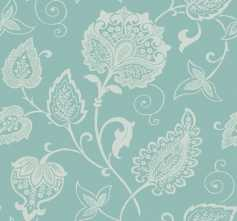 Обои Jacobean Flower  Simplicity Collection 41202