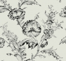 Обои Sketch Flower Simplicity Collection 40300