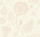 Обои Jacobean Flower Simplicity Collection 41209
